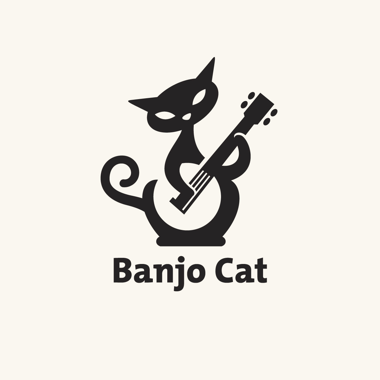 Banjo Cat